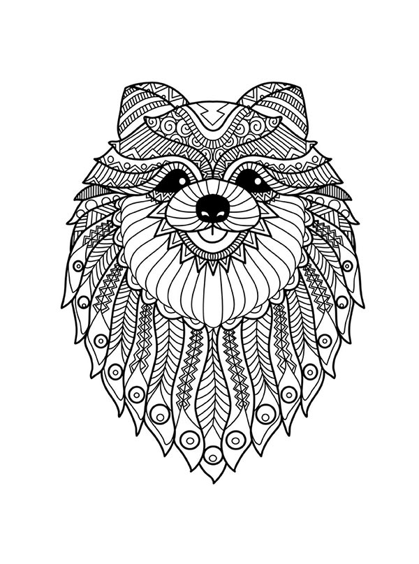 Coloring_pages_of_a_ puppy