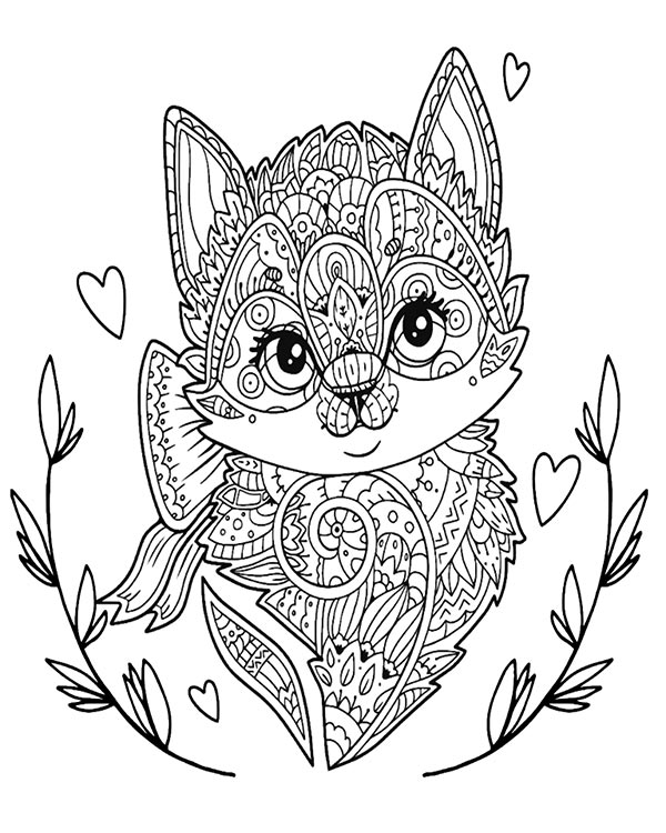Cute_coloring_pages_of_animals