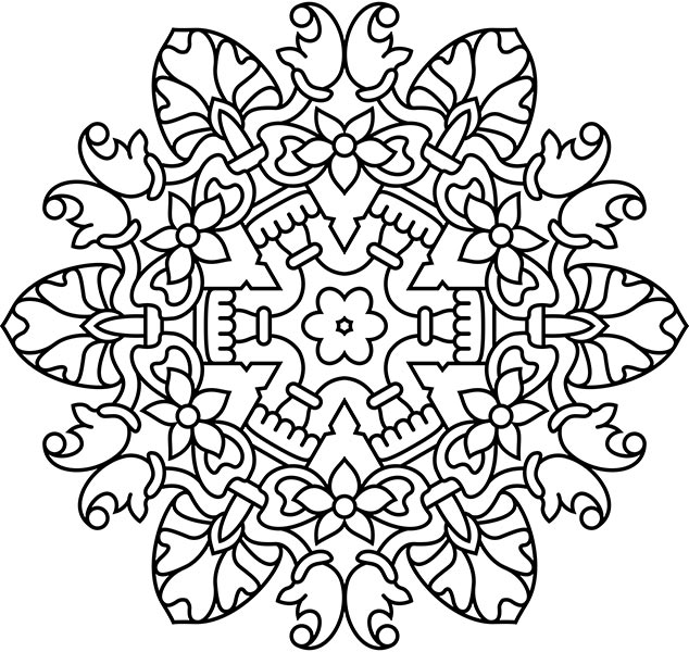 Easy_mandala_coloring_pages_6