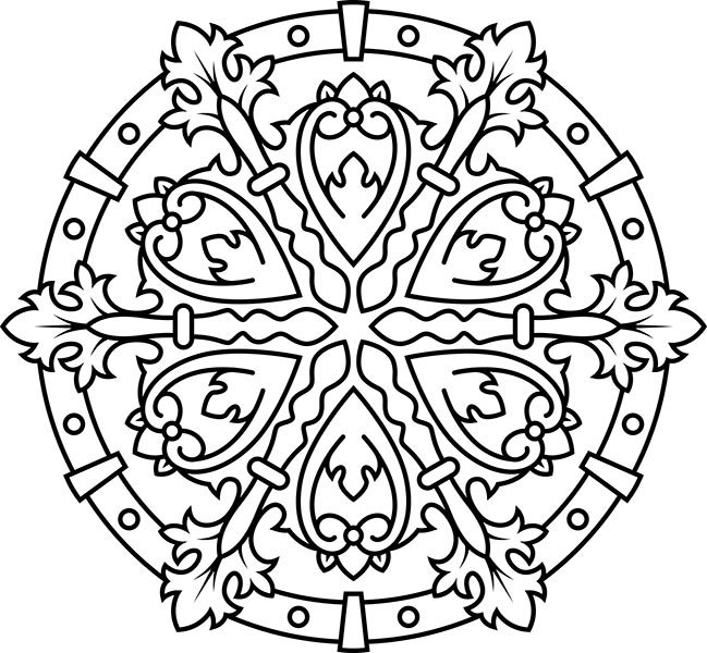 Easy_mandala_coloring_pages_9