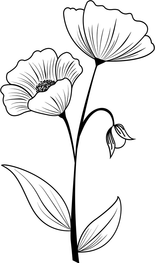 Floral_coloring_pages_23